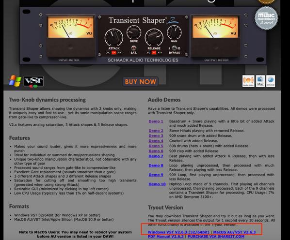 Schaack Audio Technologies