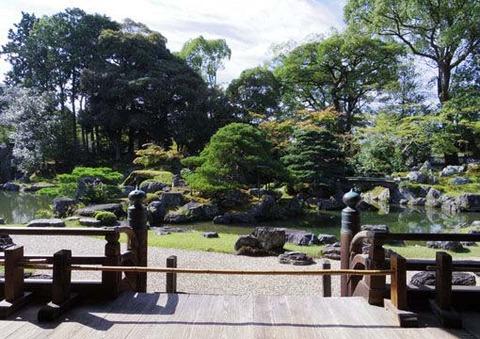 三宝院-庭園