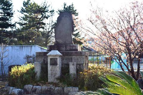 地蔵菩薩の碑