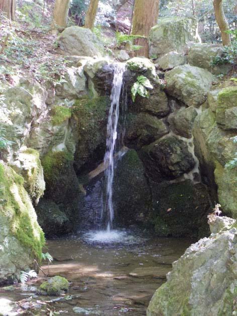 無量寿苑-滝