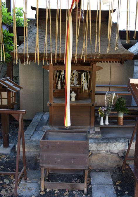 橋姫神社-社殿