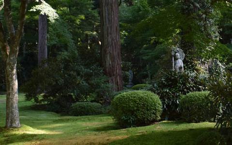 瑠璃光庭園-地蔵像