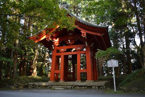 横川-鐘楼