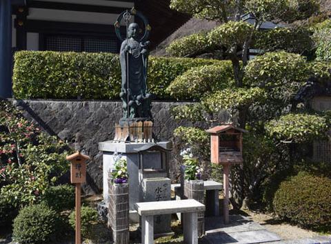 養福寺-水子地蔵