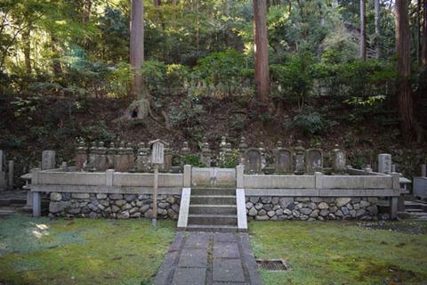 本庄一族の墓