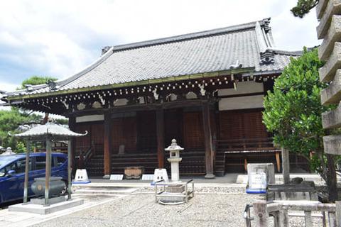 西園寺-本堂