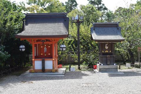 神明社と文子社