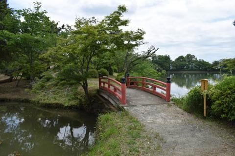 天神島への橋