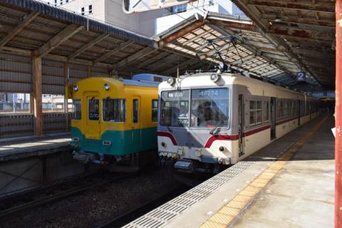 電鉄富山駅-10030形