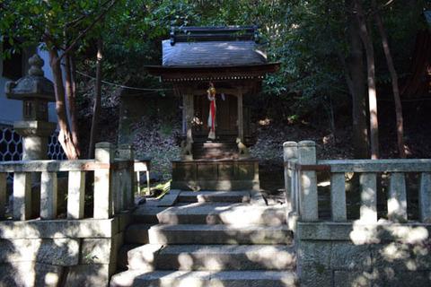 繁元稲荷神社