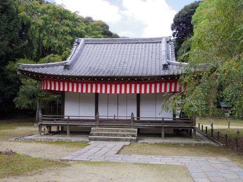 清瀧宮-拝殿