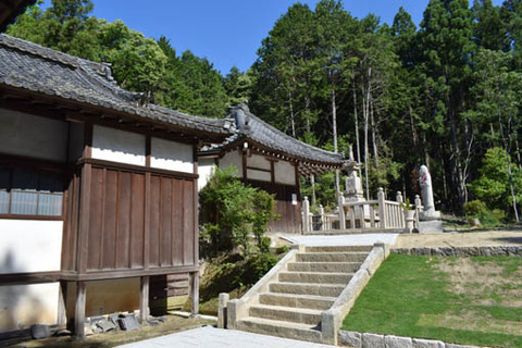 大窪寺-右側