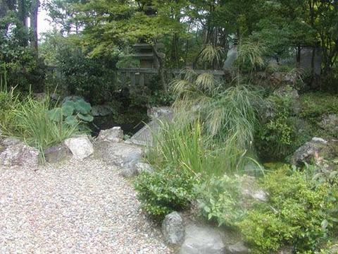 奥之院-池