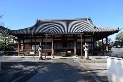 浄土院-本堂