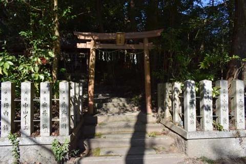 若宮神社-鳥居