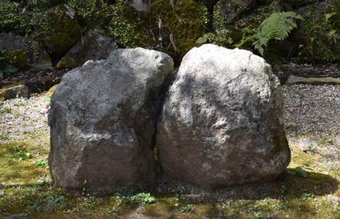 願掛け陰陽石