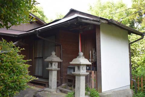 天塚古墳-社務所
