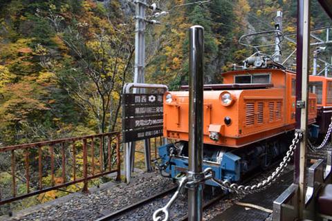 ED形の機関車