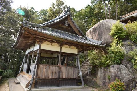 太郎坊-拝殿