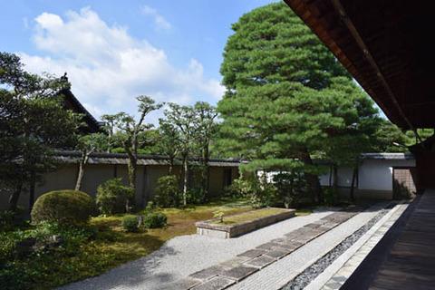 切石の庭-2