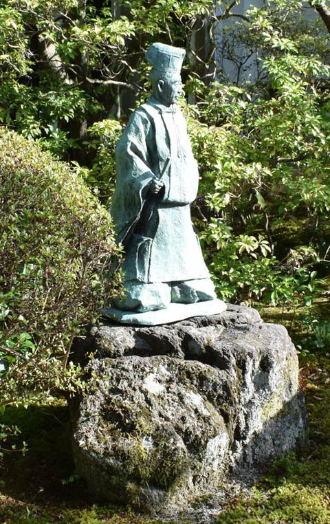 吉川観方像
