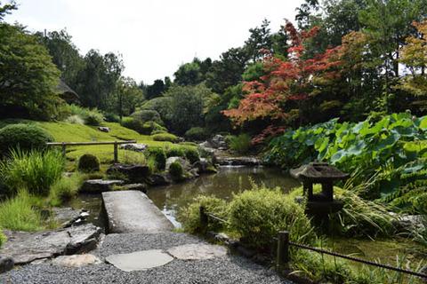 余香苑-瓢箪池