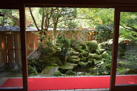 鶴亀の庭-蓬莱山