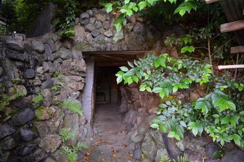 天塚古墳-石室