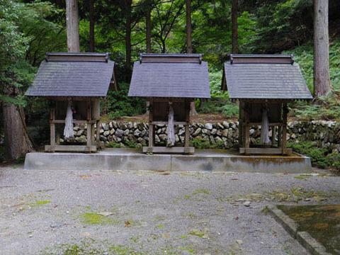 地主神社-境内社