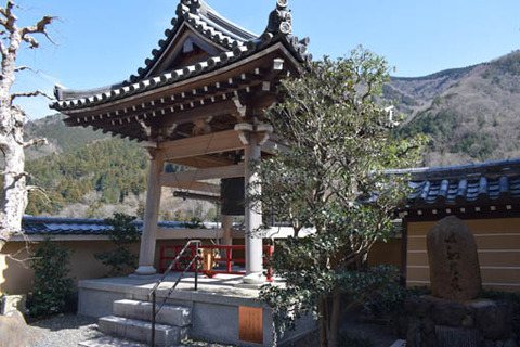 養福寺-鐘楼