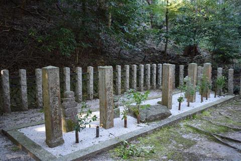 青蓮院宮墓地-2
