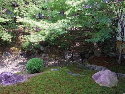 裏方丈庭園-2
