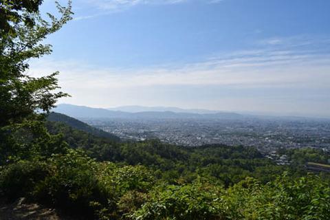 市内展望-東山