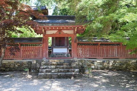 和気清麻呂霊廟-1
