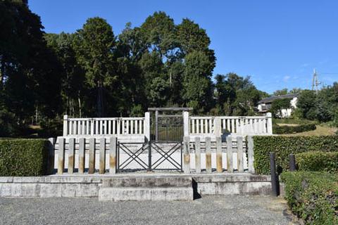 菩提樹院陵-2