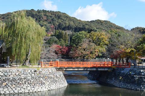 中島橋-対岸