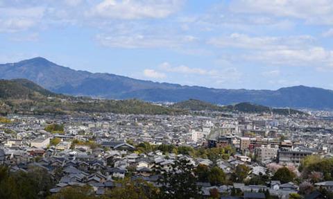 展望台-比叡山
