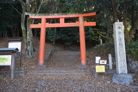 吉田神社北参道