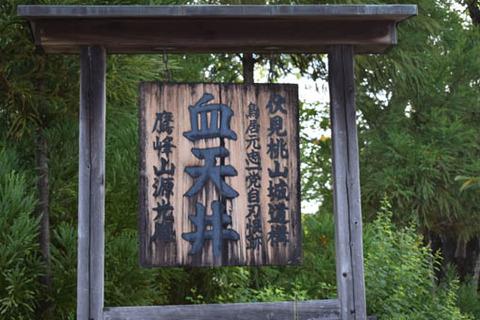 源光庵-血天井
