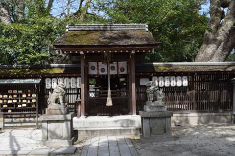 宗像神社-拝殿