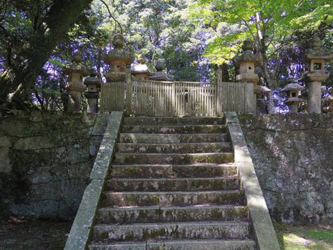榊原家の墓所