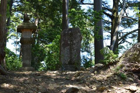 清麻呂の墓