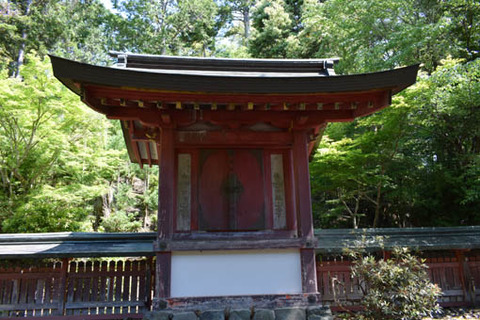 和気清麻呂霊廟-2