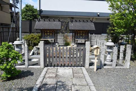 西梅津神明社-3