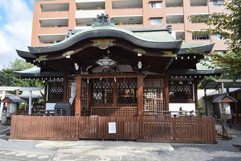 玄武神社-本殿