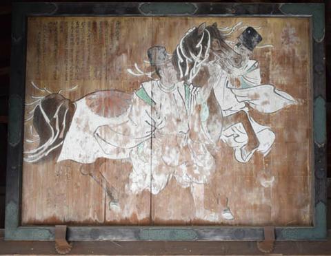 弘化3年の絵馬
