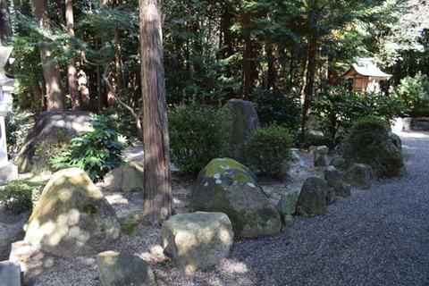 大神宮への参道