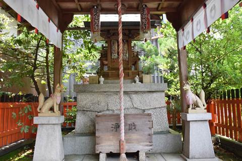 天寧寺-稲荷社-2