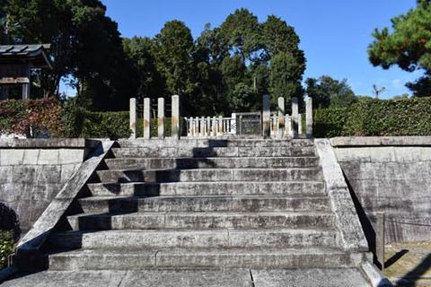 菩提樹院陵-1