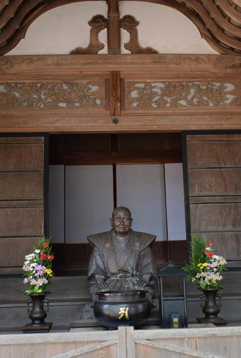 円山応挙像